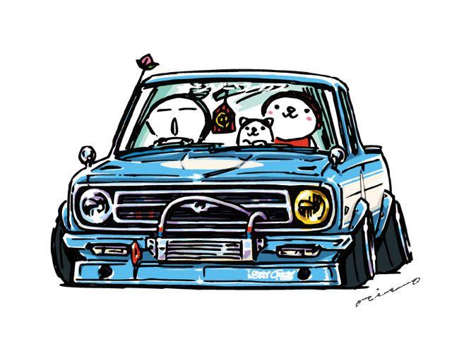 Ozizo Art Show 画像 Crazy Car Art Ozizo Pinterest Weird