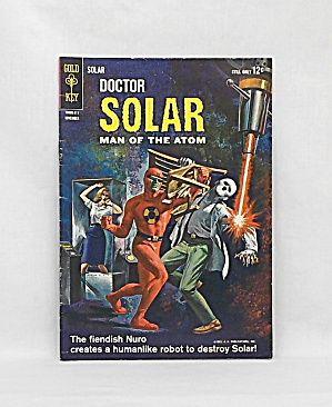 Dr. Solar, Man of the Atom No. 6 Comic Book