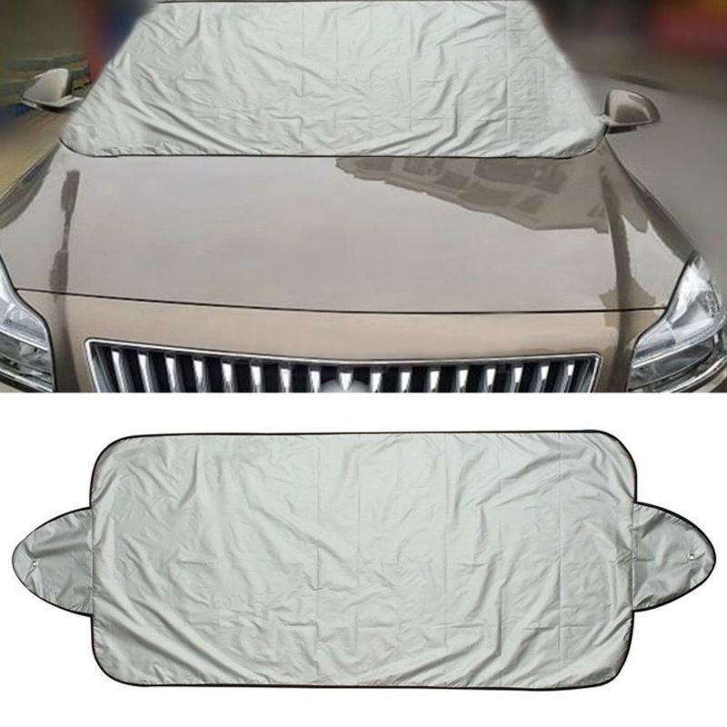 Foldable Smart Car Windshield Cover Anti Shade Frost Ice Snow UV Protection Pad