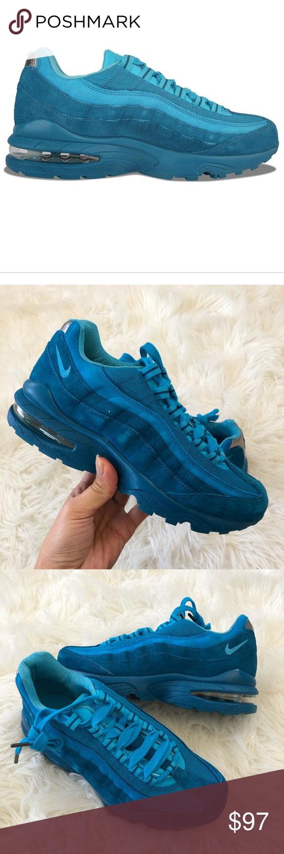 air max 95 blue fury
