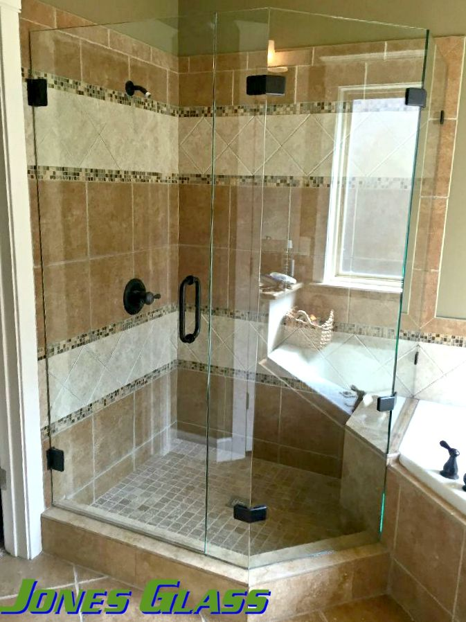 Frameless Shower Enclosure: At Jones glass, we also can provide you ...