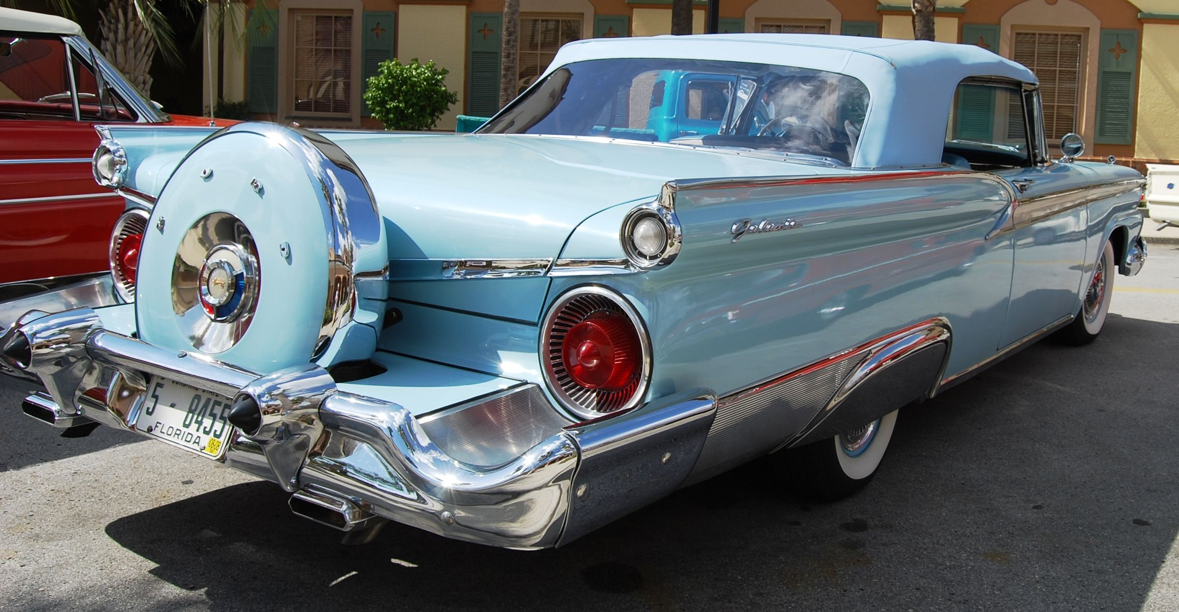 1959 cars 1959 ford fairlane convertible this is my car too only in white