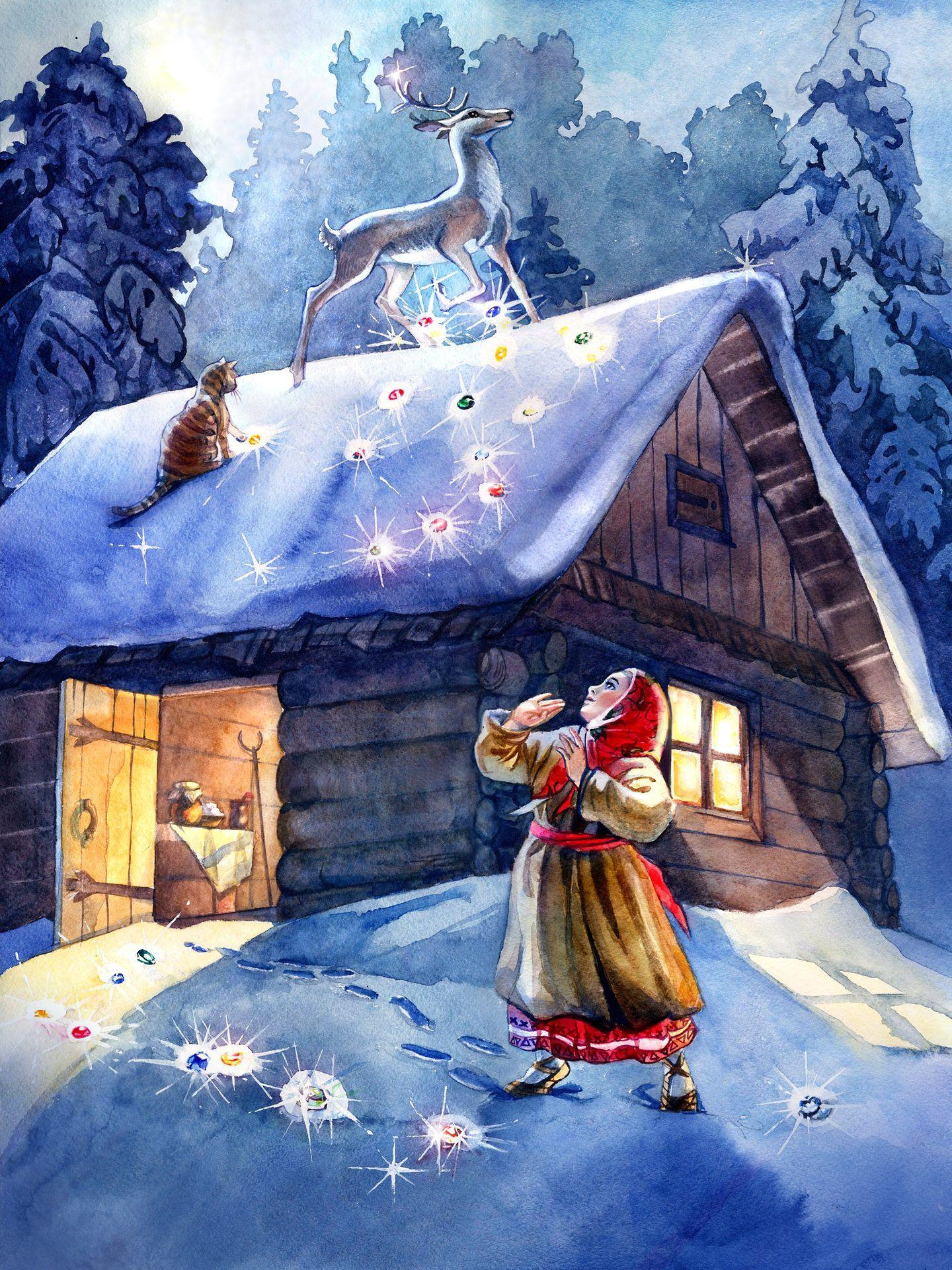 artstation silver hoof julia kovalyova illustration