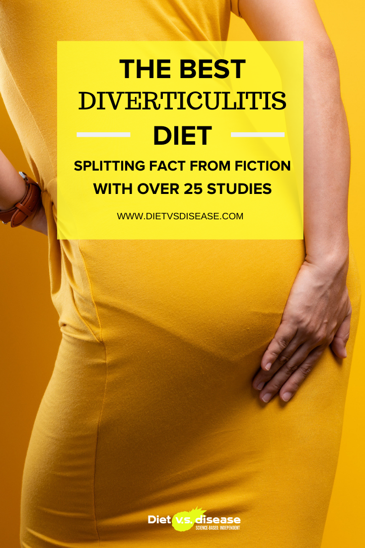 The Best Diverticulitis Diet Splitting Fact From Fiction