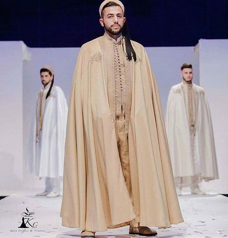 Burnous Algerien علاااااااامة جزائرية En 2019 Burnous