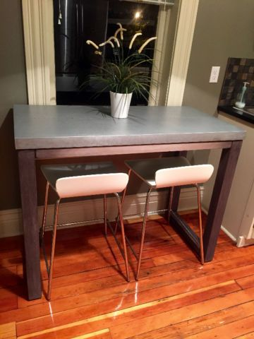Cb2 Stern Counter Table Dining Tables And Sets London Kijiji Counter Table Dining Table Dining Table Setting