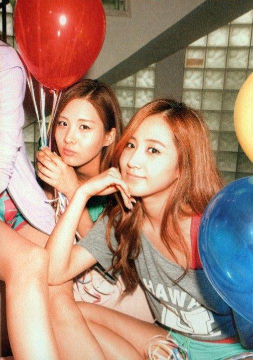 Seohyun & Yuri <3