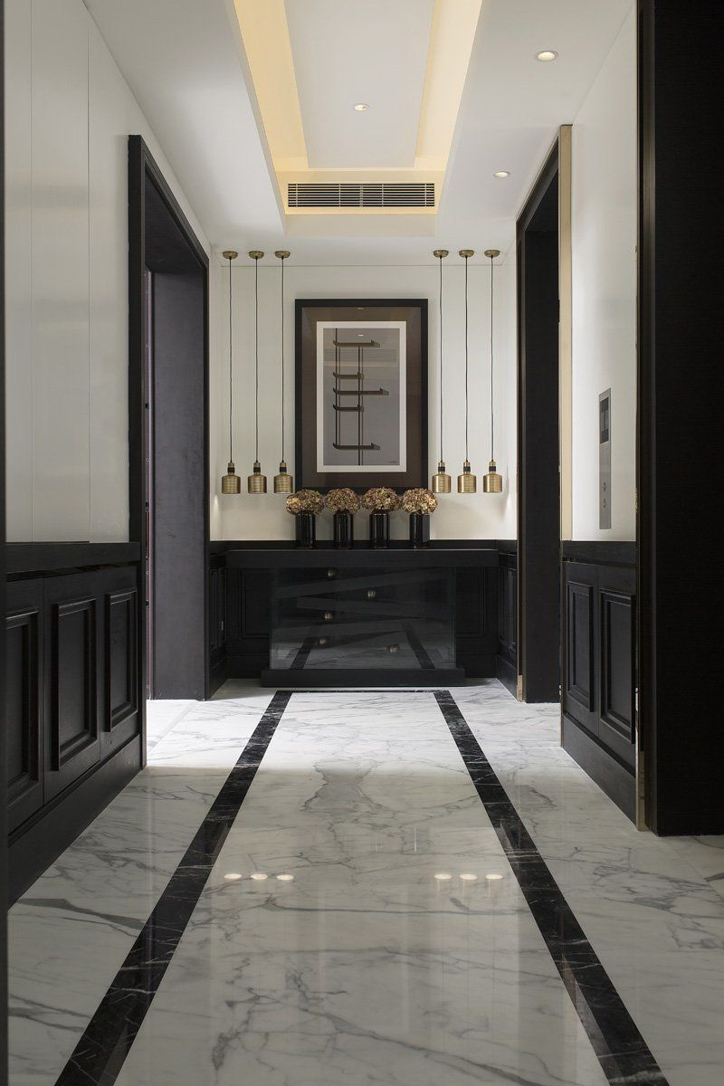 Master Bathroom Design Luxury Tile