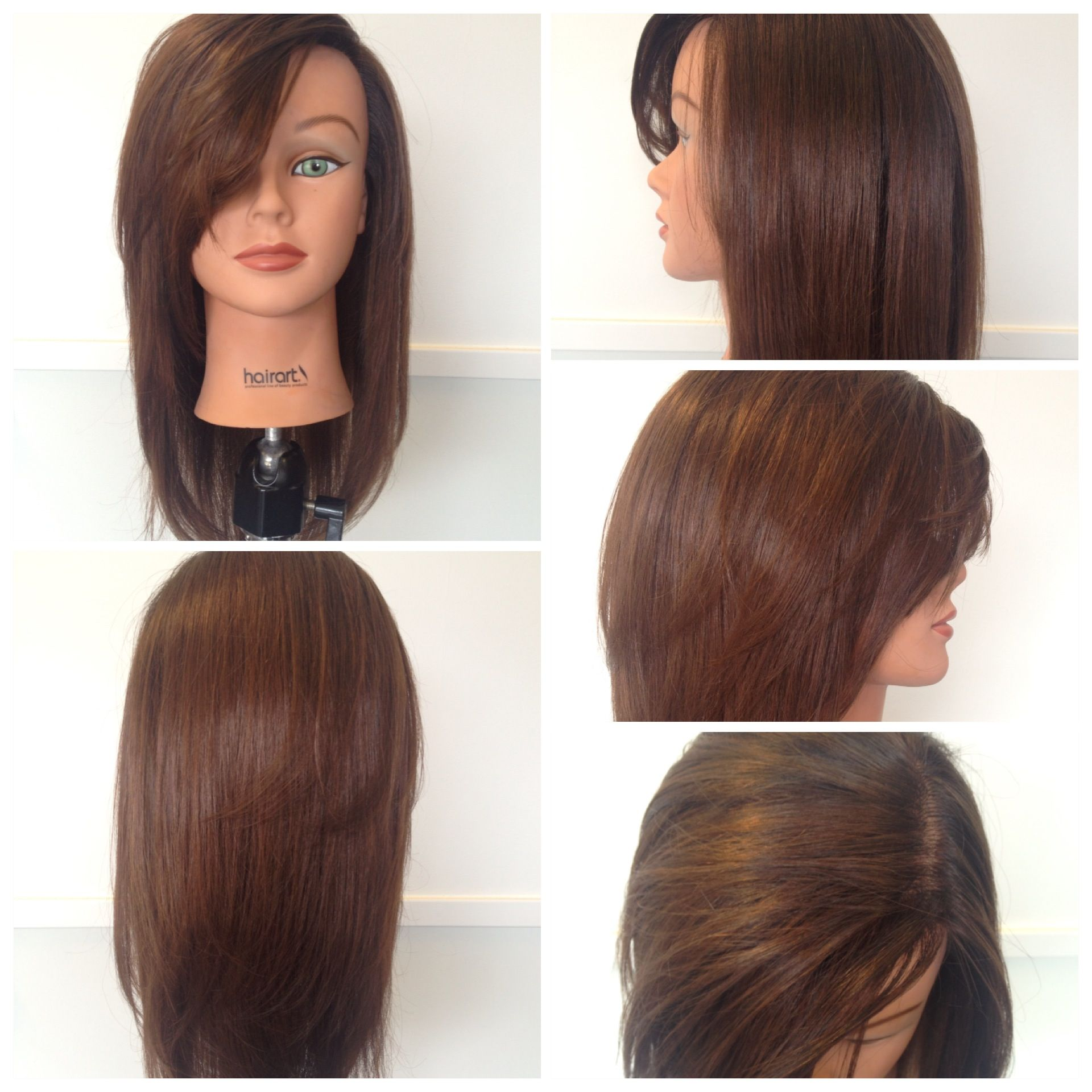 Chocolate cherry PM Shine | Hair | Pinterest | Hair makeup, Hair ...