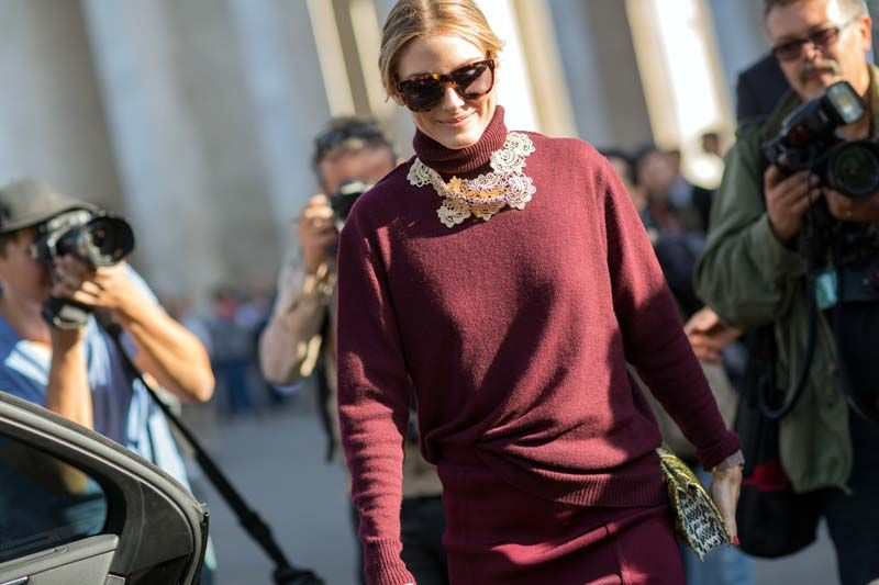 Trending Now: Chunky Sweaters - Helena Bordon