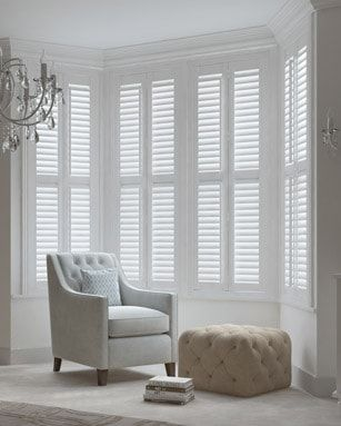 Thomas Sanderson Shutters >> Wooden Shutters Made To Measure With Thomas Sanderson