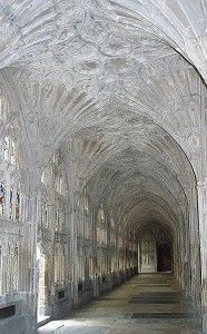 Kreuzgang In Gloucester Cathedral Eine Kathedrale Als Hogwarts Double Schauplatz Harry Potter Hogwarts Kreuzgang Kathedrale