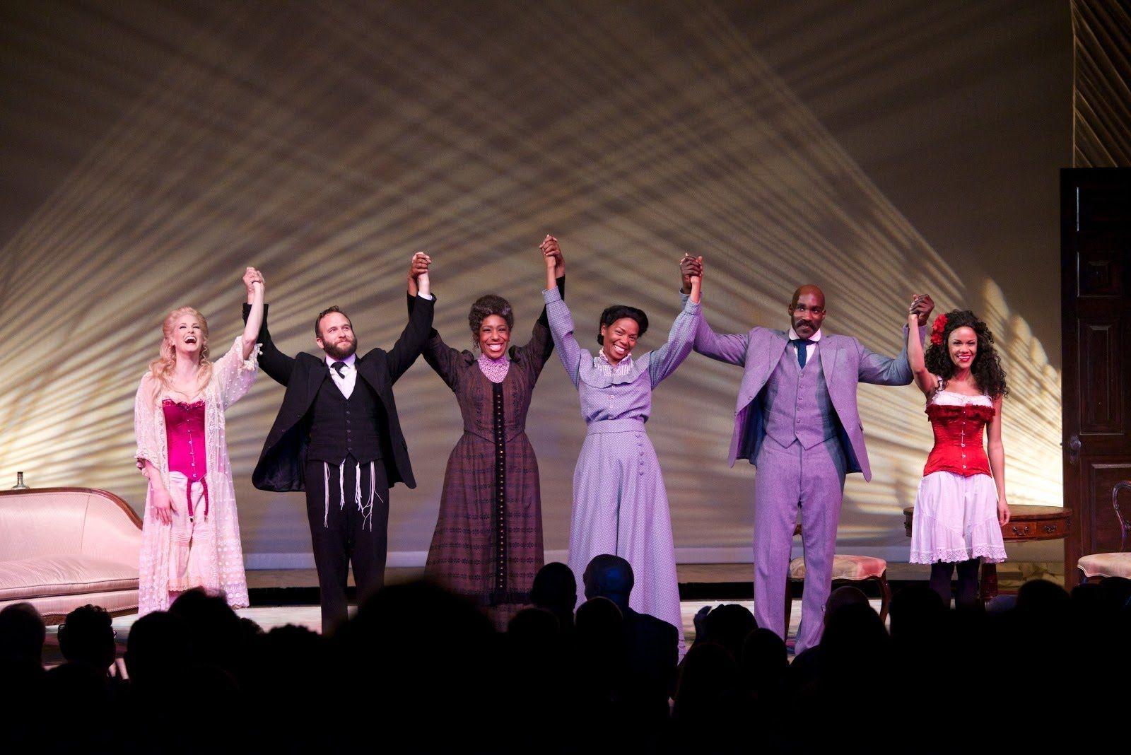 Dawnn Lewis Talks 'Intimate Apparel' and Pasadena Playhouse - Studio Q I...