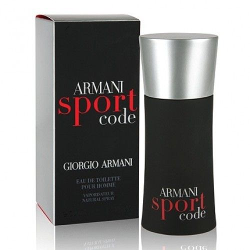 Armani Code Sport (men) 50ml edt - парфюмерия Giorgio  Armani   GiorgioArmani  parfum  perfume  parfuminRussia  vasharomatru 4cbe1d61ec9f0