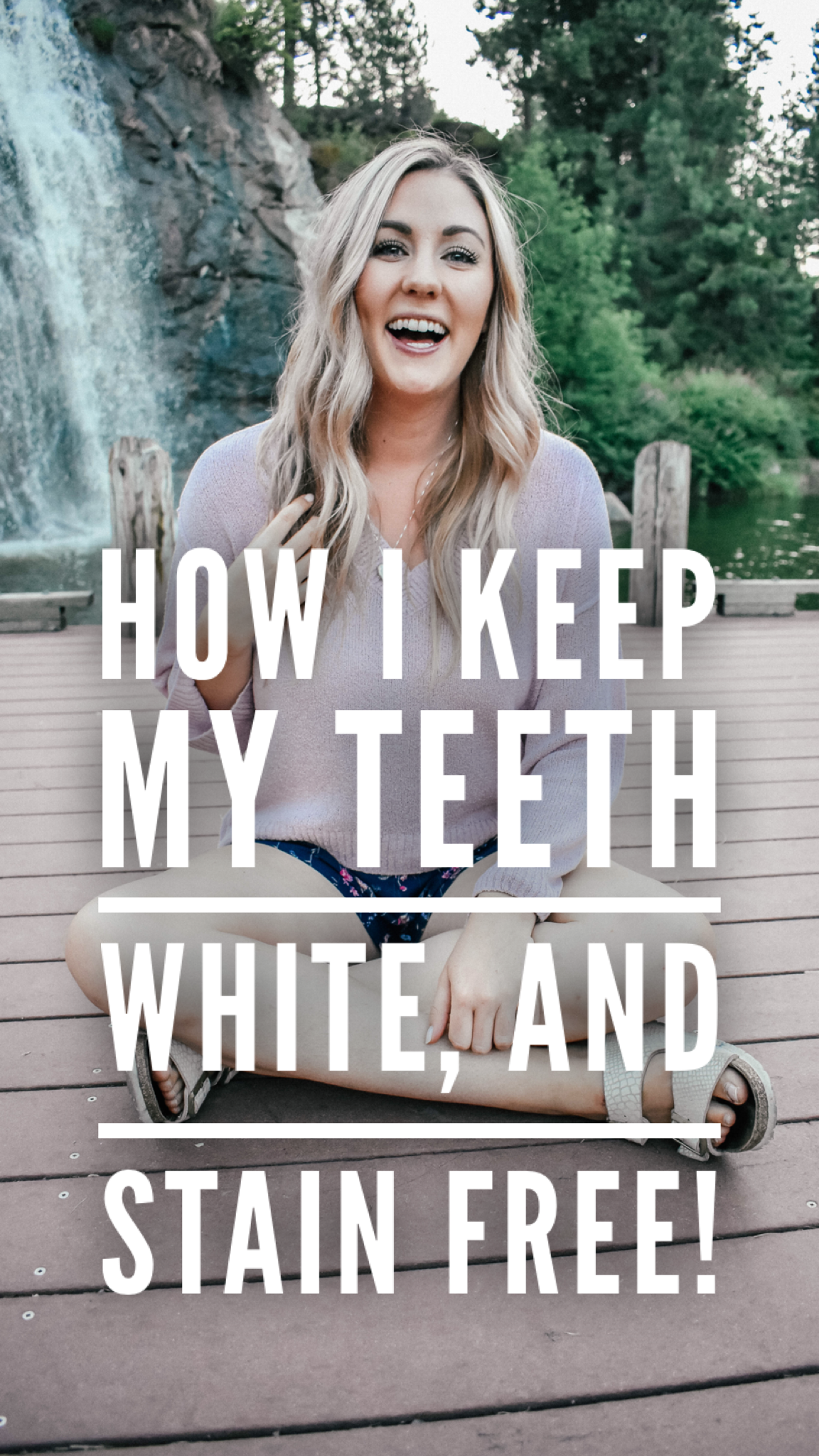 How i keep my teeth white how i keep my teeth white and stain free fandeluxe Image collections