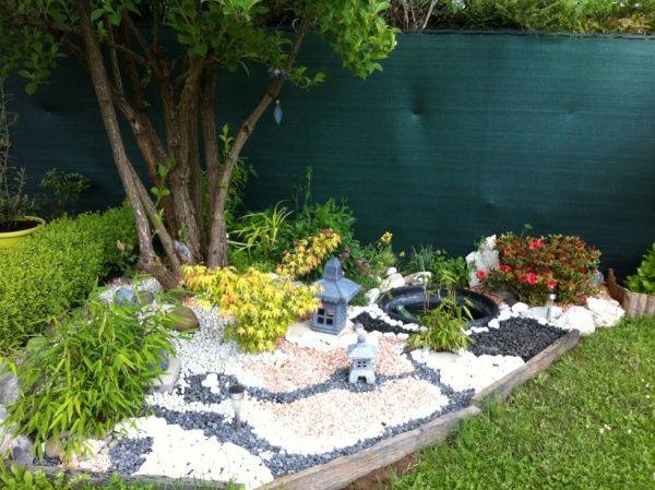 décoration exterieur jardin zen pierre | JARDIN & zen japonais ...
