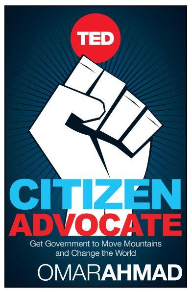 Citizen Advocate. Definitely a must read
