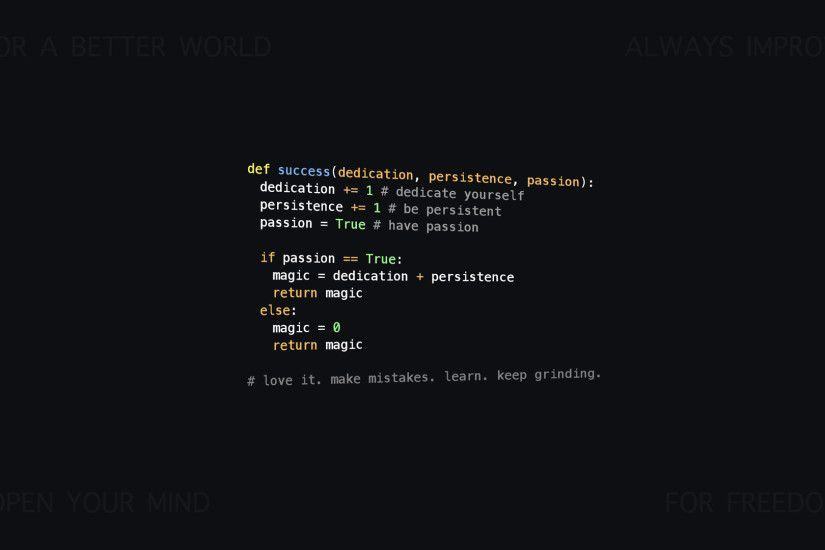 20 Wallpapers For Web Developers Programmers Programmer Wallpaper Anime Life