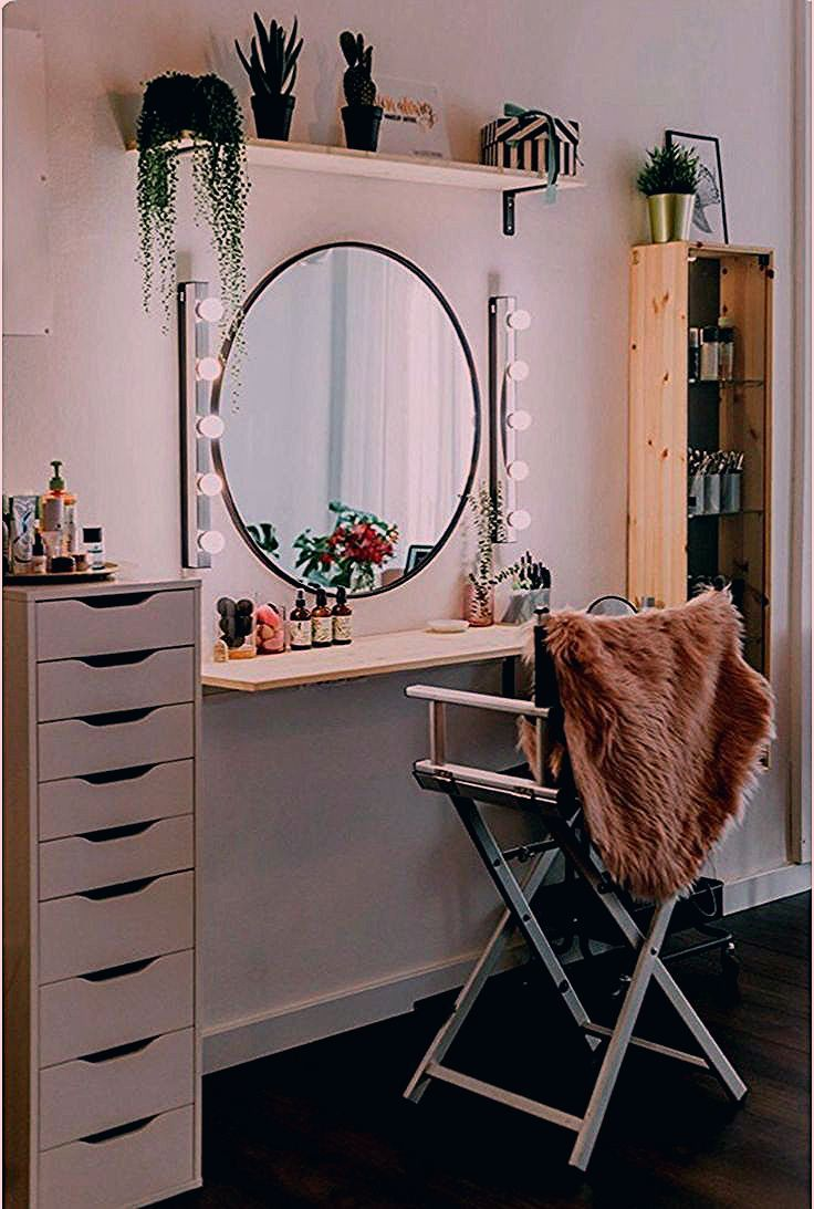 Photo of 55+ Perfect makeup room ideas for makeup lovers