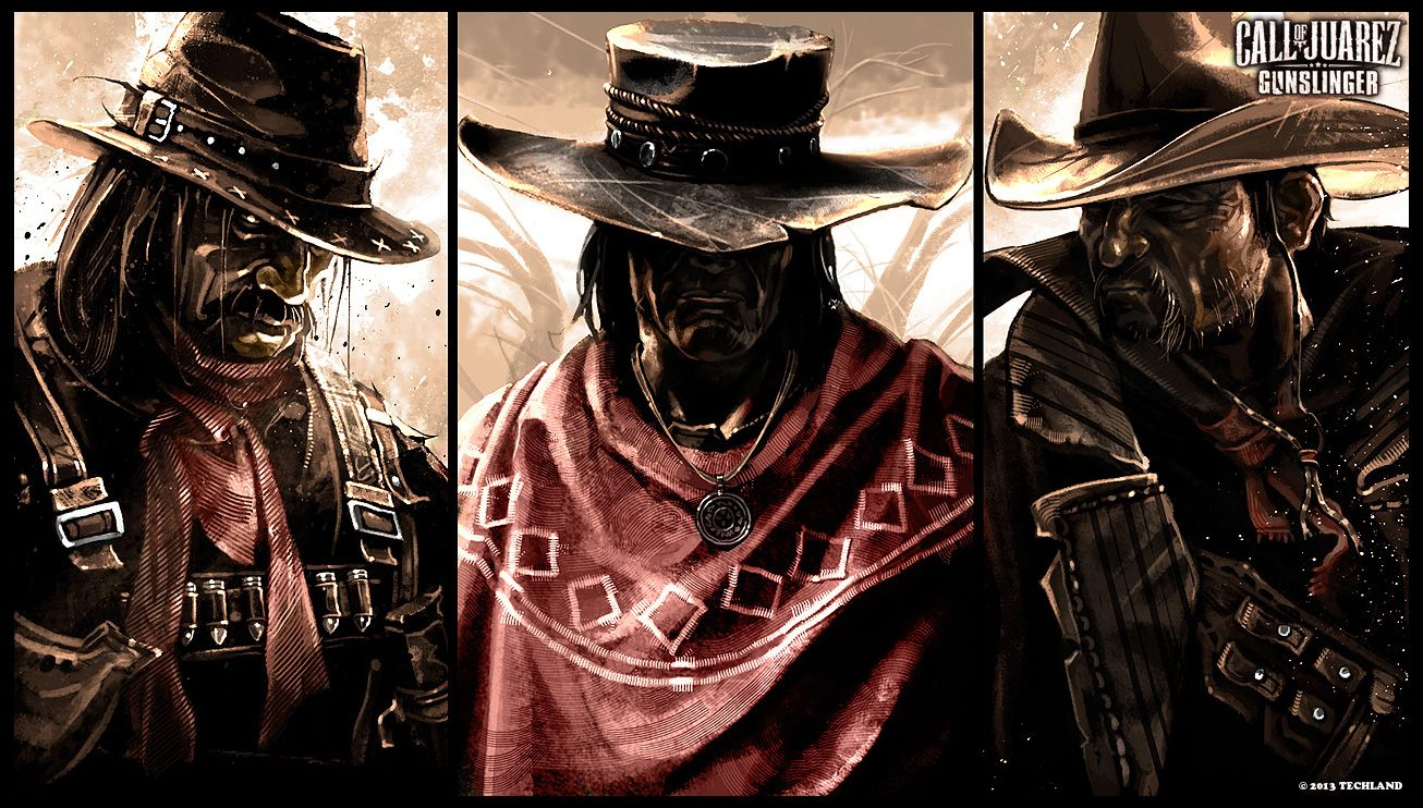 Image result for Call of Juarez Gunslinger