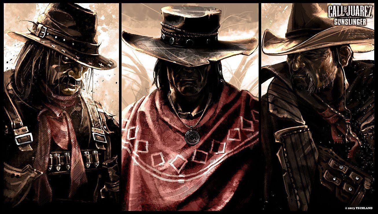 Image result for Call of Juarez Gunslinger