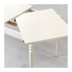 Ingatorp Extendable Table White Shop Ikea Ikea Ikea Dining Table Table