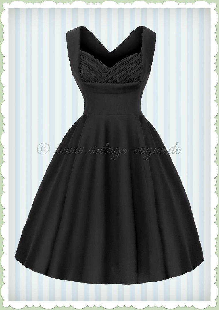 dolly & dotty 50er jahre retro vintage petticoat kleid