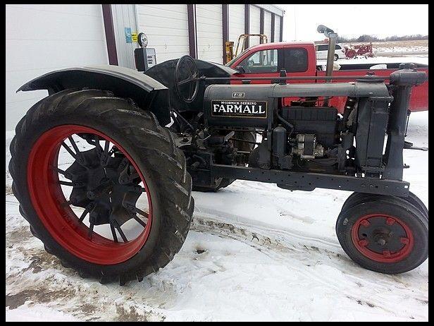 1935 Farmall F12 #MecumGF