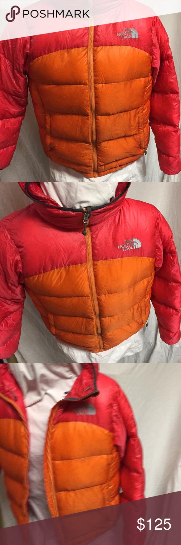 The North Face Puffy Winter Coat Orange Jacket The North Face Summit Series Puff Coat Face Jacket N In 2020 Puffy Winter Coat Orange Jacket Puffy Winter Jacket [ 1740 x 580 Pixel ]