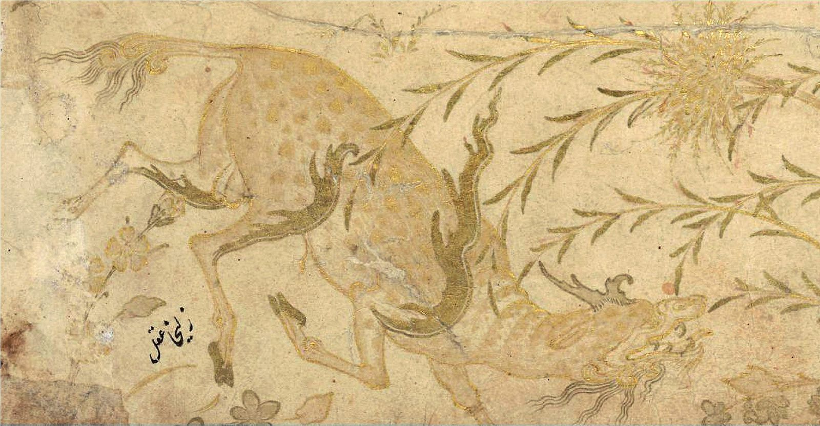 Tashir تشعیر   by persian.painting