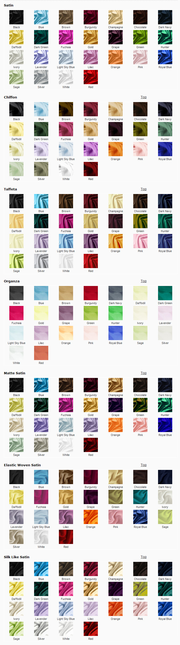 Fiona dresses color chart for lux chiffon bridesmaid dresses fiona dresses color chart for lux chiffon bridesmaid dresses ax03445 and lux chiffon bridesmaid dresses ombrellifo Images