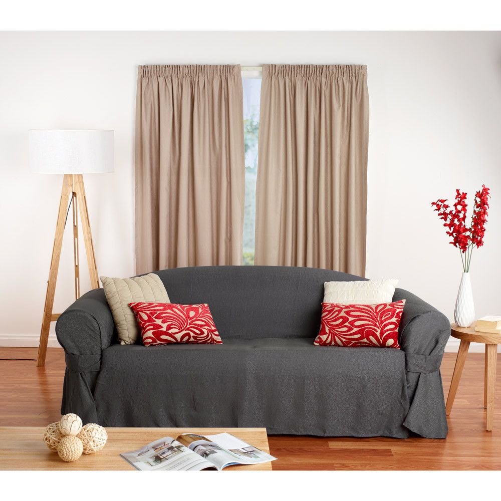 3 Seater Couch Cover 190x240cm 50 House Things