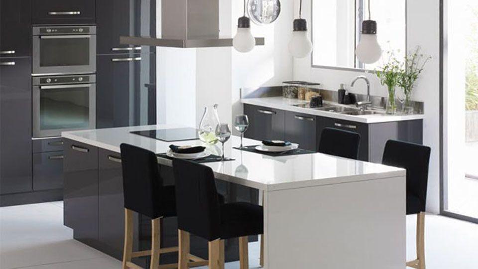 Beautiful Idee Decoration Cuisine Gallery - Amazing House Design ...