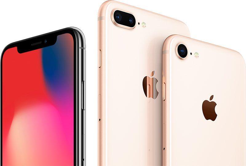 Iphone 8 Produccion Dijo Que Disminuya Significativamente Dada La Popularidad Del Iphone De 8 Plus Y Iphone X Iphone 8 Iphone Smartphone