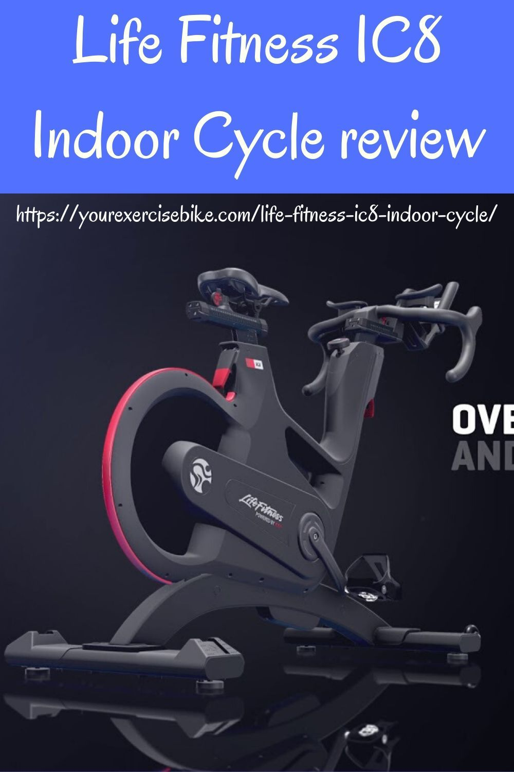 Life Fitness Ic8 Indoor Cycle Review Fit Life Indoor Cycling Indoor Cycling Bike