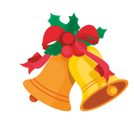 Christmas Bells Mistletoe Cartoon Transparent Png Svg Vector Mistletoe Cartoon Christmas Bells Christmas Drawing