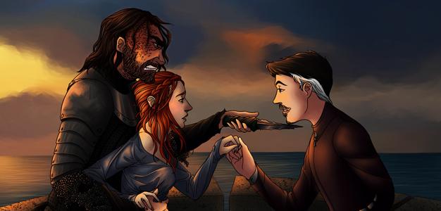 Mindinho e Sansa