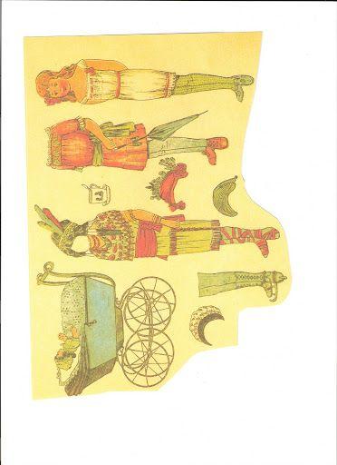 Old German paperdolls – Alice Hansen – Picasa Nettalbum