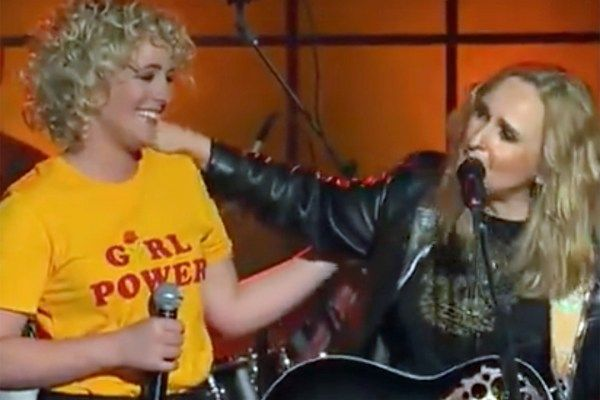 Cam and Melissa Etheridge Come Together for 'Come to My Window' [Watch]