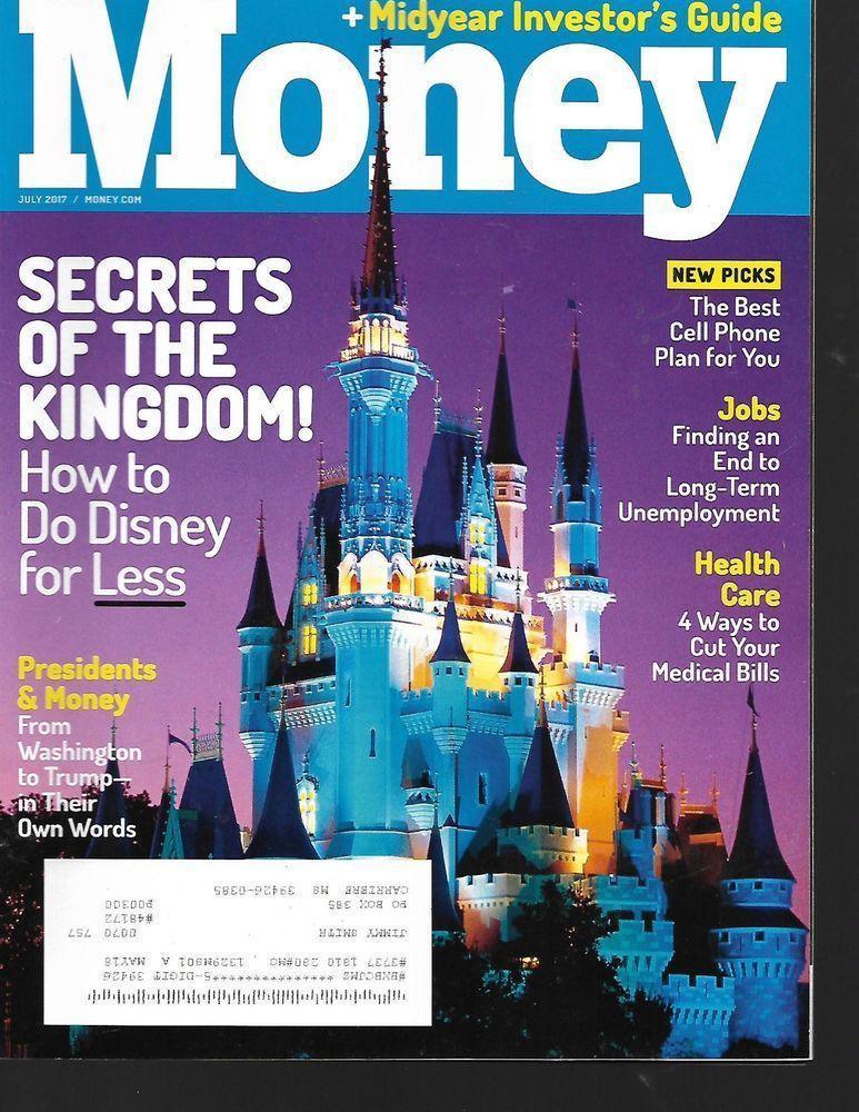 Money Magazine June 2017 Back Issue Finances money