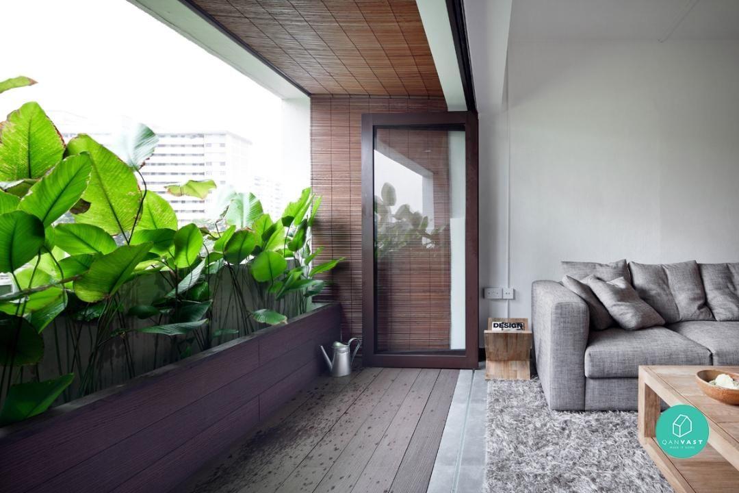 Balcony Planter Box Ideas