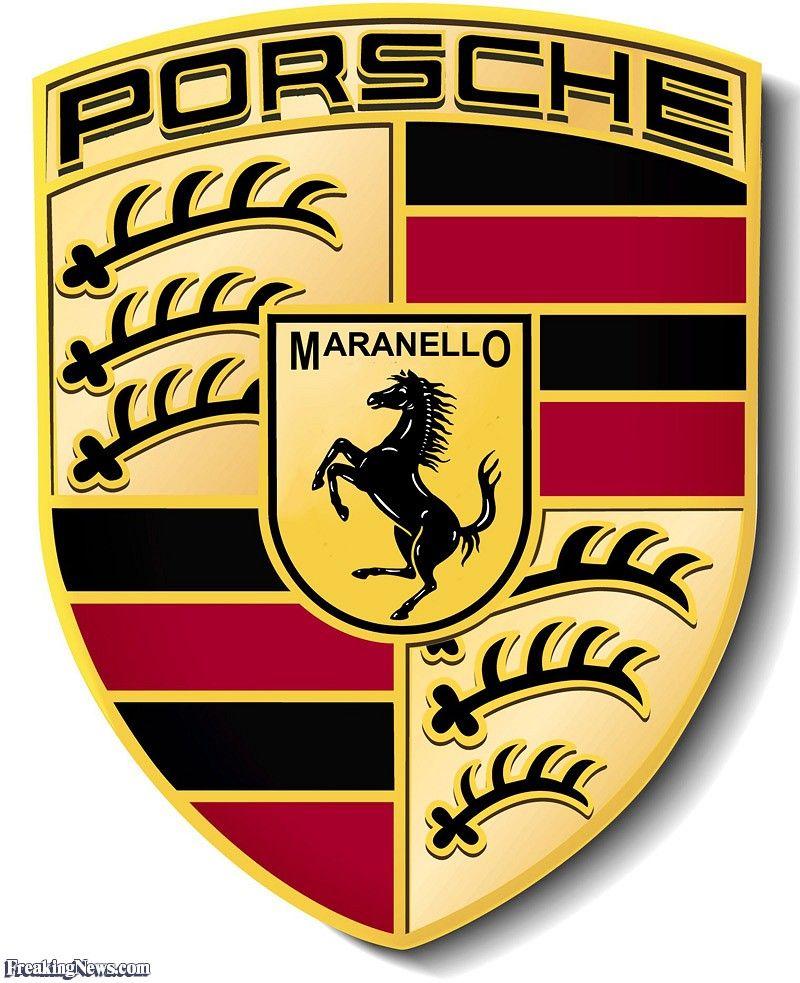 Genuine Ferrari GT Logo Badge Pin Metal