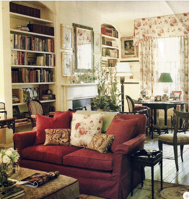 So homey and comfy... | Modern farmhouse living room decor ...
