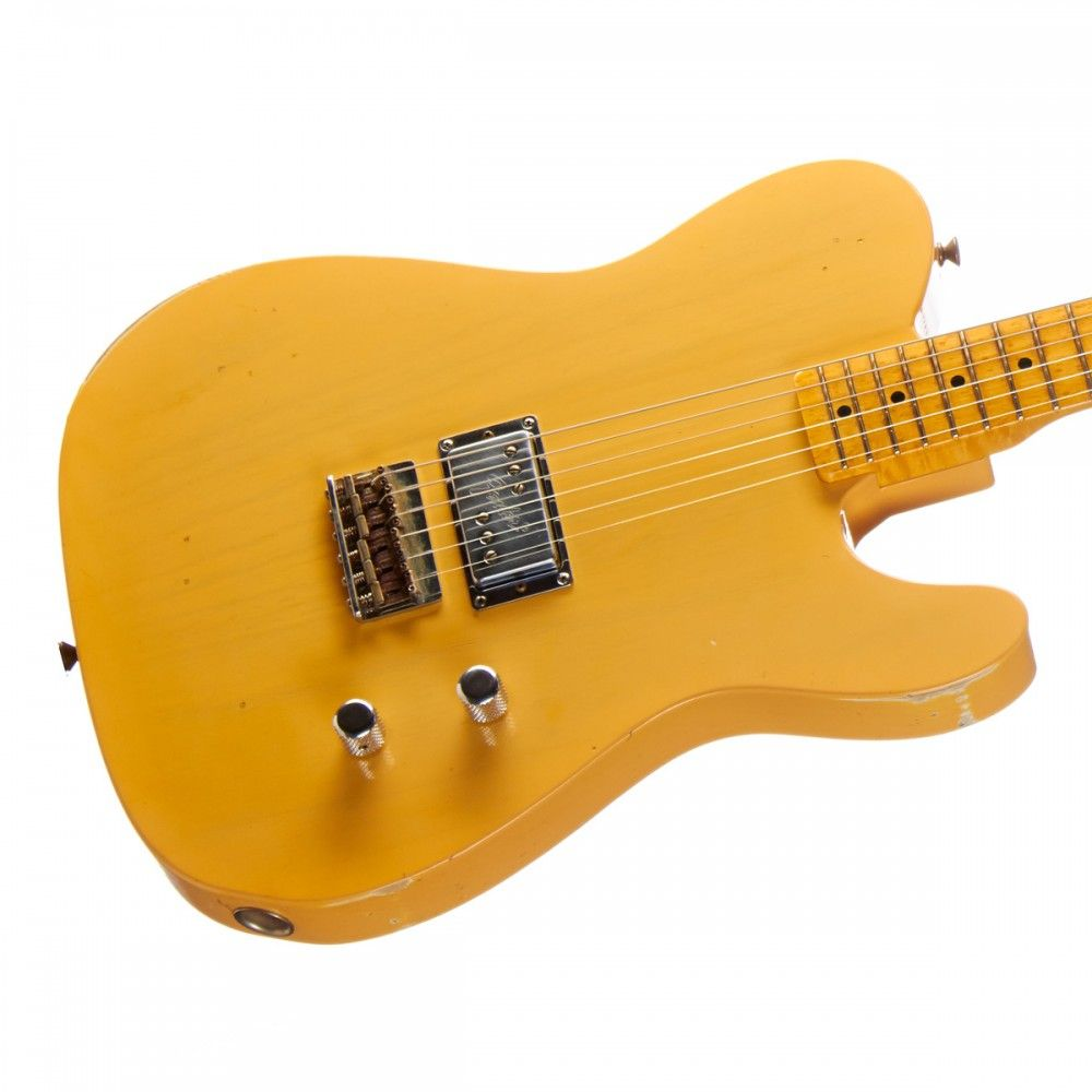 Limited Edition Series Relic Esquire with Wide Range Humbucker and ...