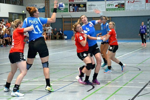 Halle Neustadt Handball