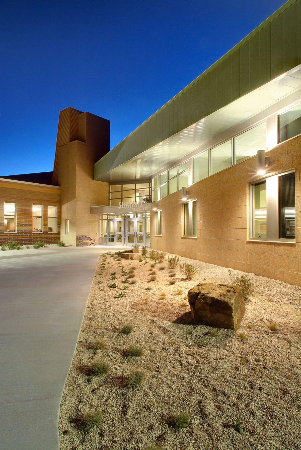 Summit Elementary School Lee H Skolnick Architecture Design