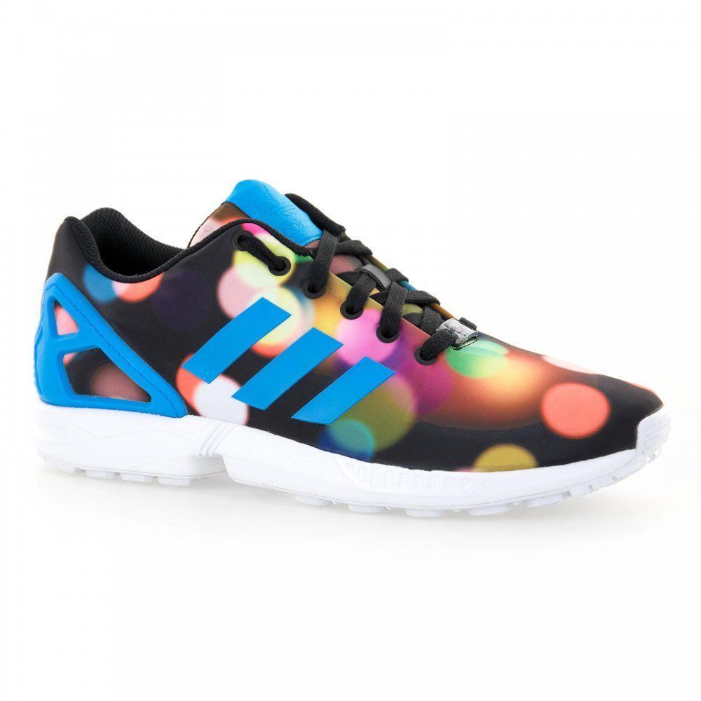 Adidas Originals Adidas Originals Men\u0027s ZX Flux Multi-colour Trainers  (Multi-coloured)