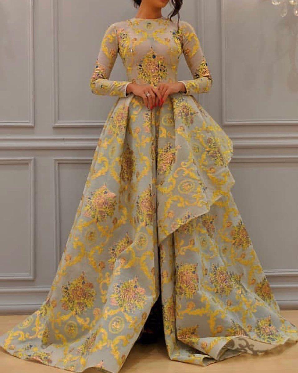 فستان فخم وأنيق Reemfashion17 فساتين راقية فساتين اعراس فساتين زفاف فساتين فستان سهره فساتين افراح فستان فسا Style Inspiration Dresses Style