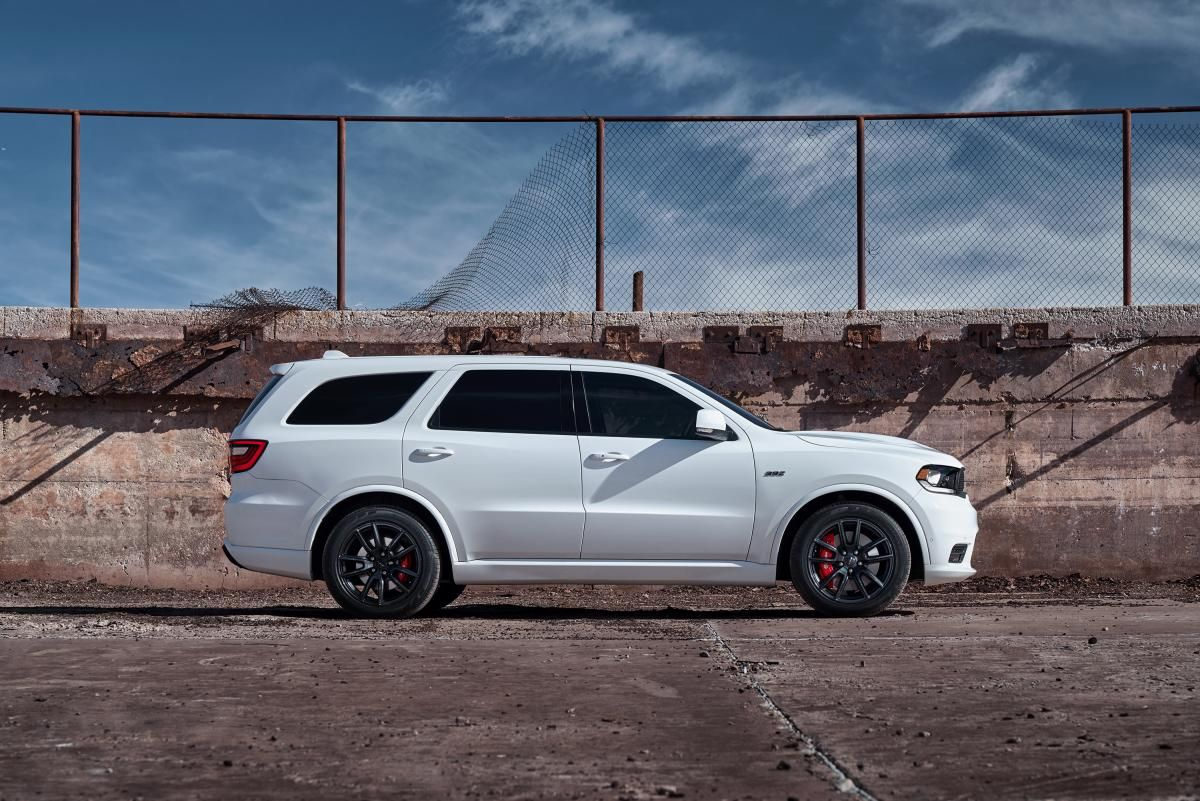 First Look The 2018 Dodge Durango Srt Brings Performance Driving