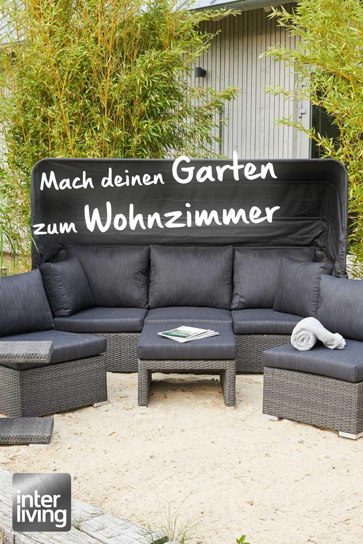 Loungemobel Fur Den Garten In 2020 Lounge Mobel Garten Lounge